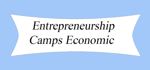Build Development Through Youth Entrepreneurship Camp Economic