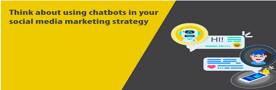 chatbots in your social media